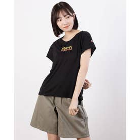 レディース 半袖機能Tシャツ MODERN SPORTS Tシャツ 588729 (ブラック)