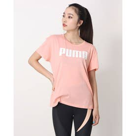 レディース 半袖機能Tシャツ RTG ロゴ Tシャツ_リラックスフィットでdryCELL機能付 588938 (ピンク)