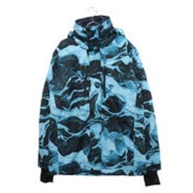 スノーボード ジャケット MISSION PRINTED JK NP EQYTJ03196