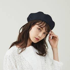 【La Maison de Lyllis】STONCHベレー帽 (ブラック)