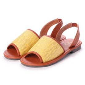 メッシュサンダル (yellow)