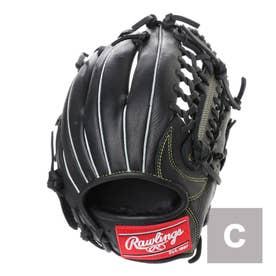 ユニセックス 軟式野球 野手用グラブ ジュニア ハイパーテックDPオールレザー J00603149