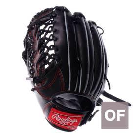 硬式野球 野手用グラブ HOH R2G(GH9HRN65-BK) J00621591