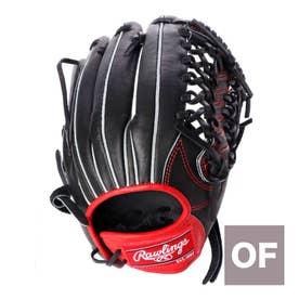 ユニセックス 硬式野球 野手用グラブ HOH R2G(GH9HRN650-B/RD) J00621603