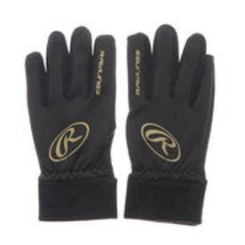 野球 防寒手袋 ハイパーストレッチニット手袋 EAC9F03 J00630782