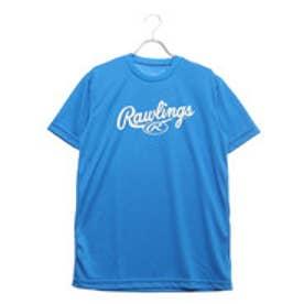 野球 半袖Tシャツ スクリプトロゴTシャツ AST9S11 J00620358