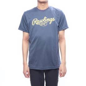 野球 半袖Tシャツ スクリプトロゴTシャツ AST9S11 J00620353