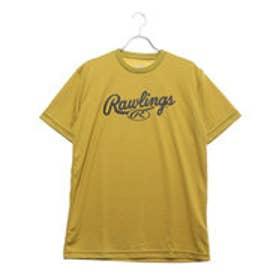 野球 半袖Tシャツ スクリプトロゴTシャツ AST9S11 J00620407