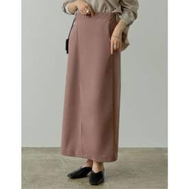 ポンチラップ風ナロースカート (ラベンダー)