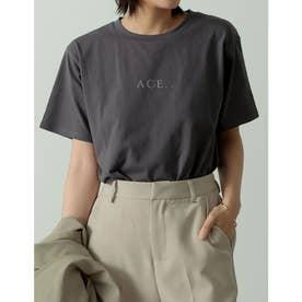 ロゴが選べるオーガニックコットンフレンチスリーブTシャツ (ロゴスミクロ)