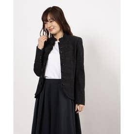ナポレオンカットジャケット (ブラック)
