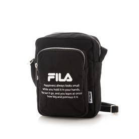 【WEB限定】【FILA】スクエアショルダー (黒)
