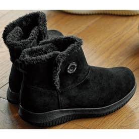 あったか軽量ソール防水機能付ブーツ (黒)