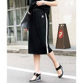 GeeRA<FILA>サイドラインスカート (ブラック)