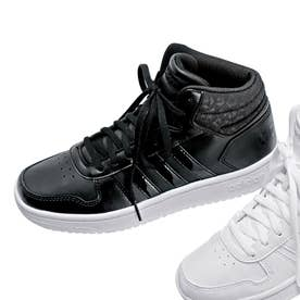 (adidas)アディフープスミッドスニ (BL)