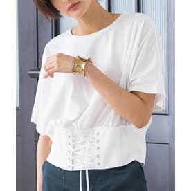 コルセットデザインTシャツ (OW)