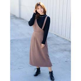 【Rewde】★3WAY★ワンショルダージャンパースカート(9R05-11157) (ピンク)