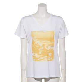 【Rewde】Tシャツ(0R15-502775) (シロ)