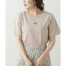 GLS skipちびカラーロゴTシャツ (ベージュ)