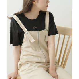 GLS skipちびカラーロゴTシャツ (スミクロ)