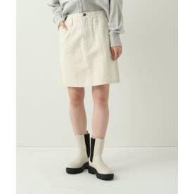 カラーツイルミニスカート (生成)