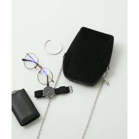 【WEB限定】デバイスミニショルダー (黒)