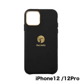 Logo Leather iPhone case for iPhone 12/ 12 Pro