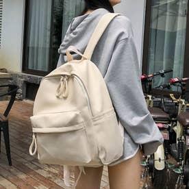 レディース バッグ かばん リュック リュックサック バックパック 通勤 通勤バッグ カジュアルバッグ (ホワイト)