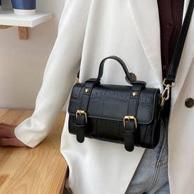 レディース バッグ かばん 2wayバッグ ハンドバッグ ショルダーバッグ ショルダー スモールバッグ 斜め掛けバッグ 携帯ケース (ブラック)
