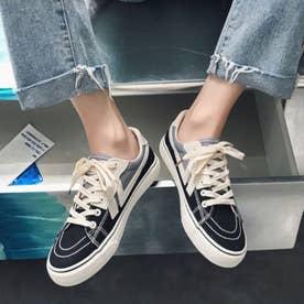 スニーカー メンズ 靴 ブラック (ブラック)