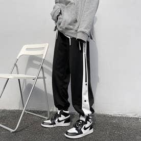 ジョガーパンツ ズボン (ブラック)