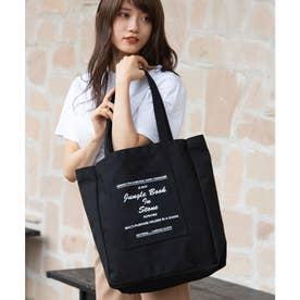 Rename ハンプ マーケットバッグ (ブラック/ホワイト)