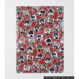 [P5R]P5R Plastic Folder RED
