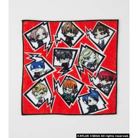 [P5R]P5R SD Hand Towel RED