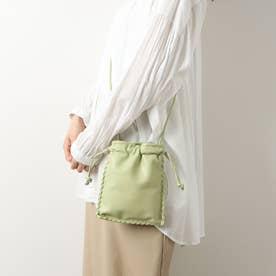巾着ショルダーバッグ (GREEN)