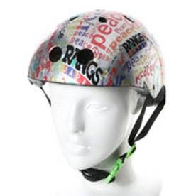 エクストリームスポーツ プロテクターセット ラングス ジュニアスポーツヘルメット メタリックレッド 7723940137