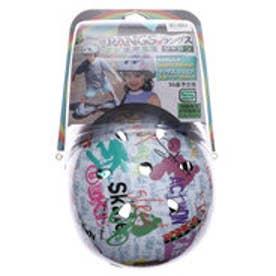 エクストリームスポーツ プロテクターセット ラングス ジュニアスポーツヘルメット ホワイト 7723940127