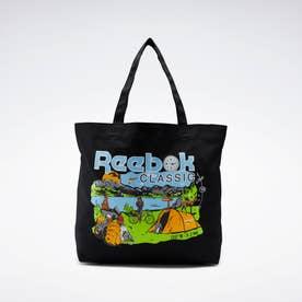 クラシックス ロードトリップ トートバッグ / Classics Road Trip Tote Bag (ブラック)