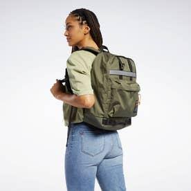 クラシックス キャンピング アーカイブ バックパック / Classics Camping Archive Backpack (グリーン)