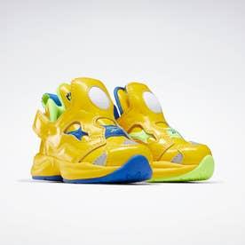 【× ミニオンズ】インスタポンプ フューリー / Versa Pump Fury Shoes (イエロー)