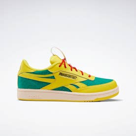 【CLASSIC x The Animal Observatory】クラブ シー / Club C Revenge Shoes (イエロー)