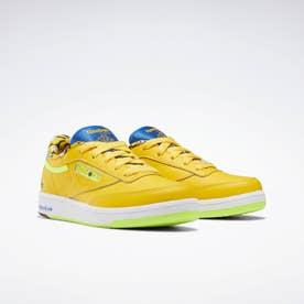 【× ミニオンズ】クラブ シー / Club C 85 Shoes (イエロー)