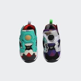 【× ミニオンズ】インスタポンプ フューリー / Versa Pump Fury Shoes (シルバー)