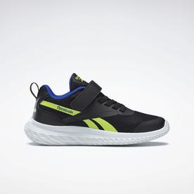 ラッシュ ランナー Alt / Rush Runner Alt Shoes (ブラック)