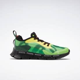 ジュラシック・パーク ジグ ダイナミカ オルト / Jurassic Park Zig Dynamica Alt Shoes (グリーン)