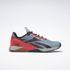 ナノ X1 TR アドベンチャー / Nano X1 TR Adventure Shoes (ブルー)