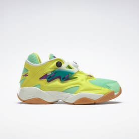 Reebokポンプ コート / Pump Court Shoes (イエロー)