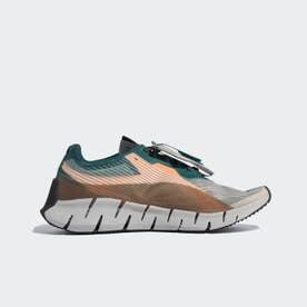 Reebokジグ 3D ストーム / Zig 3D Storm Shoes (ベージュ)