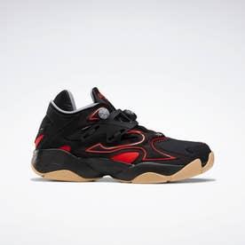 ポンプ コート / Pump Court Shoes (ブラック)