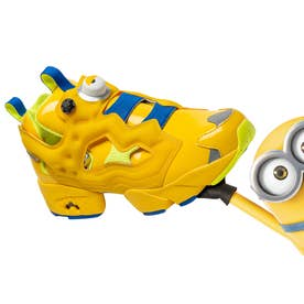【× ミニオンズ】インスタポンプ フューリー / Instapump Fury Shoes (イエロー)